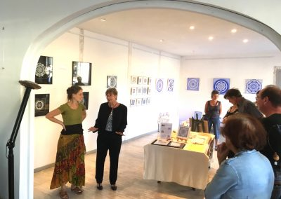 Exposition Galerie Thenon les Z'arts