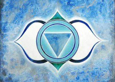 """Chakra troisième oeil - ajna - """"Intuition"""""""